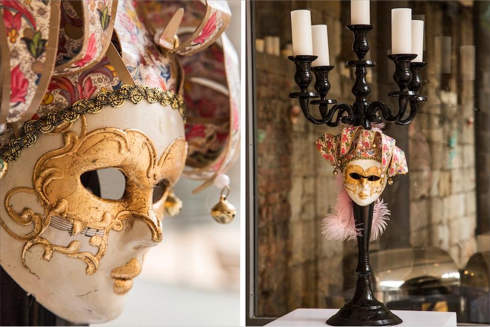 Masquerade Candelabra Design