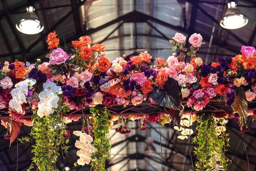 ATP Floral Swing Flowers